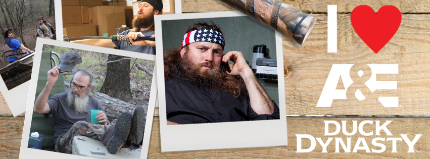 Duck Dynasty Facebook Covers